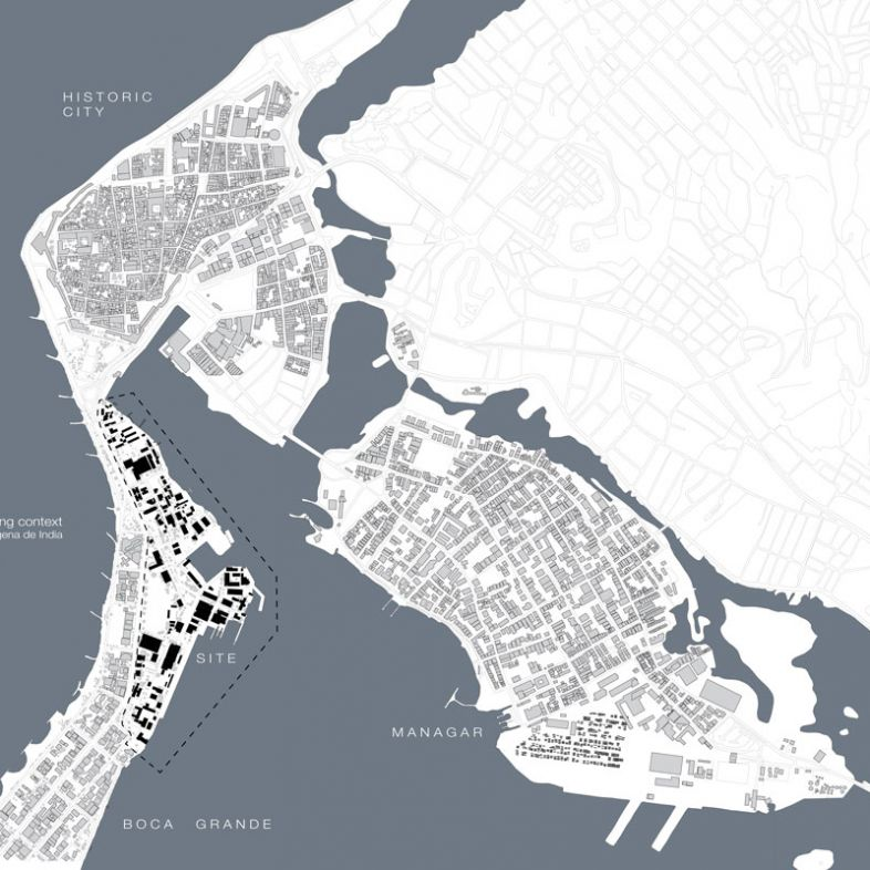 Analysis of Cartagena - Site and density