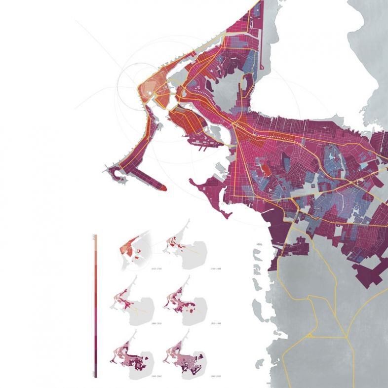 Analysis of Cartagena - Density
