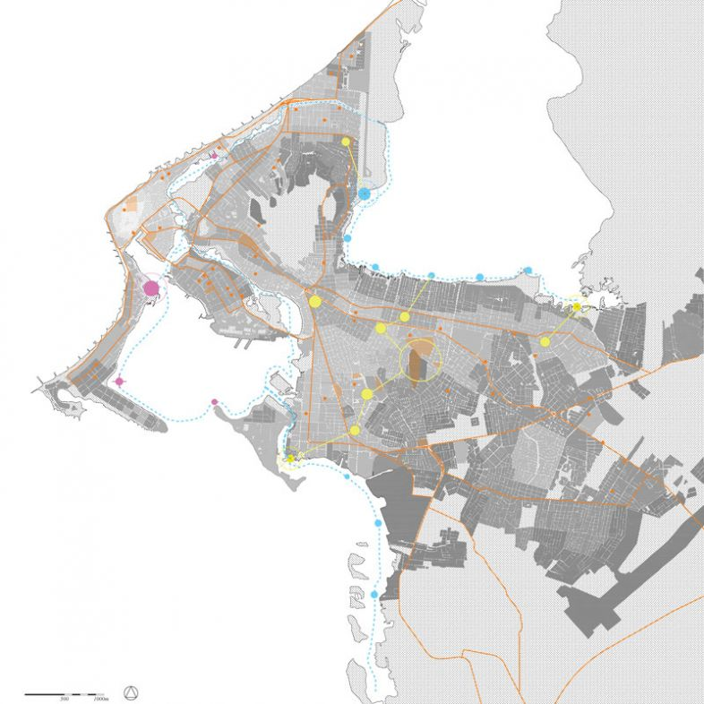 Analysis of Cartagena - Network